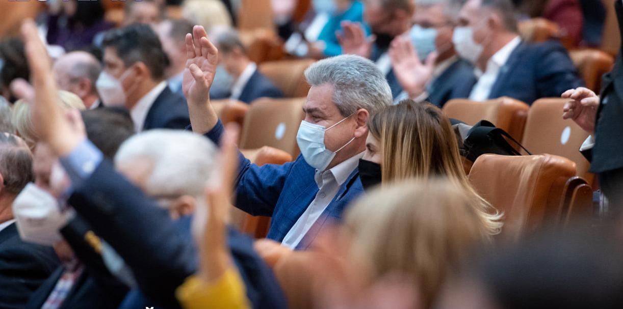 """CRISTIAN ACHIȚEI:  """"Avem un BUGET ISTORIC, AXAT PE INVESTIȚII ȘI DEZVOLTARE, fără precedent în România ultimilor 31 de ani!"""""""