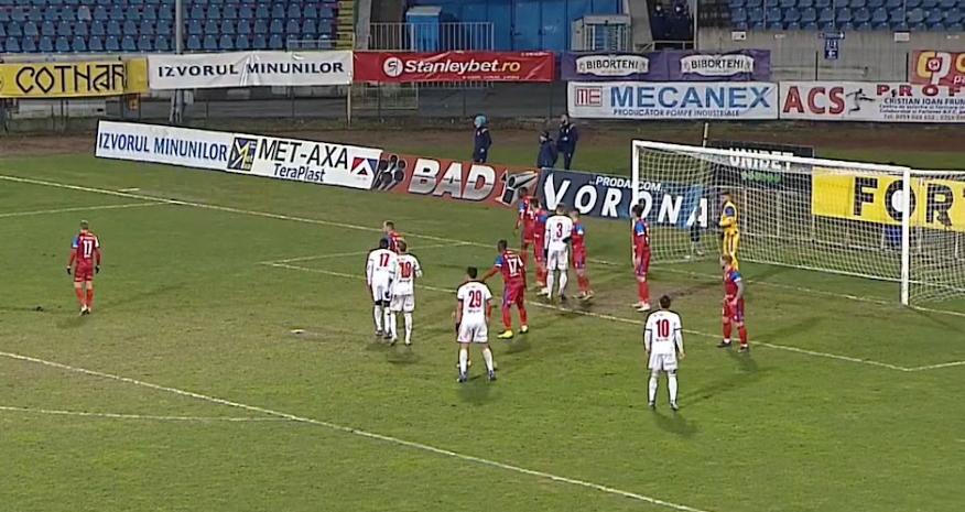 FC Botoșani – Sepsi 1-2. Elevii lui Croitoru EMOȚII pentru PLAY-OFF