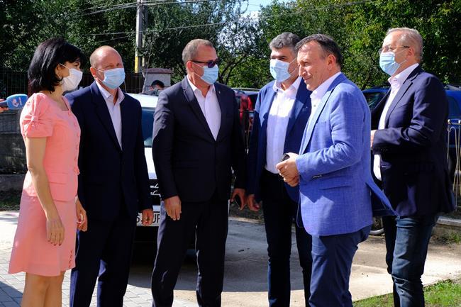ASTĂZI: Conducerea centrală a PSD vine la Botoșani