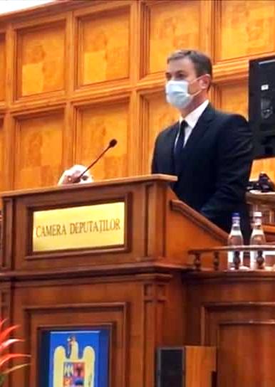 """DAN SLINCU, deputat PSD: """"După 1 an și 5 luni de guvernare a Dreptei, Ministerul Sănătății a luat ZERO măsuri pentru prevenirea incendiilor din spitale"""""""