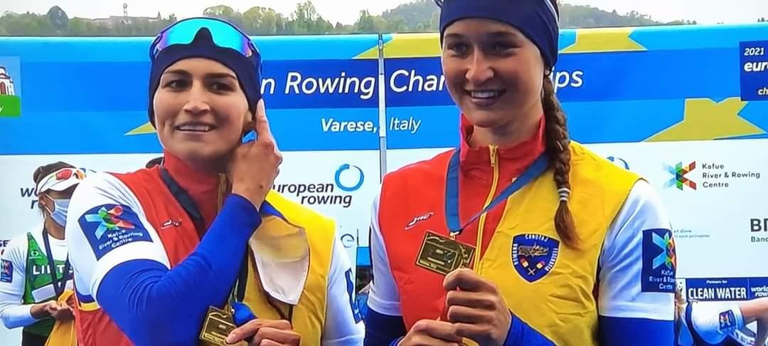 Botoșăneanca Simona Radiș medaliată cu AUR la Campionatele Europene