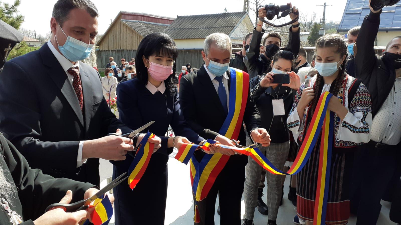 "FOTO | Muzeul ""Ștefan Luchian"" a fost redeschis publicului"