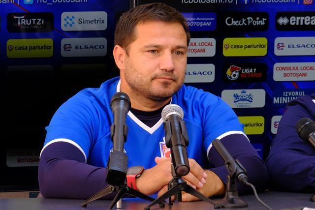 """FC BOTOȘANI este în PLAY-OFF!  MARIUS CROITORU: """"Îi felicit pe toți, le mulțumesc"""""""