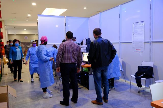 BOTOȘANI: Au fost deschise încă două centre de vaccinare împotriva COVID