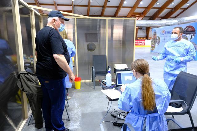 Prefectul Dan Nechifor: Reamintim botoșănenilor punctele unde se pot vaccina