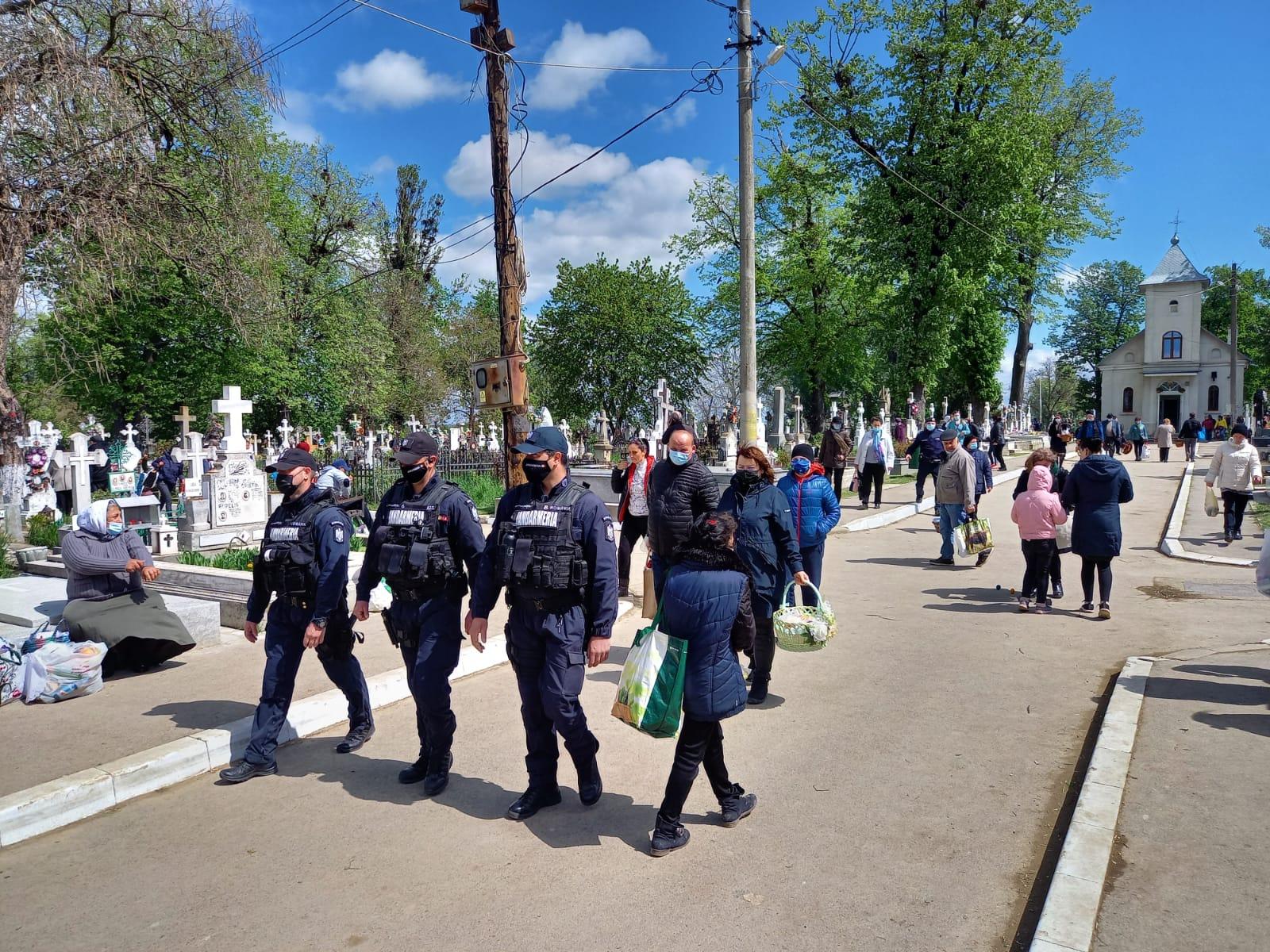 Amenzi aplicate de jandarmi pentru nerespectarea legii picnicului