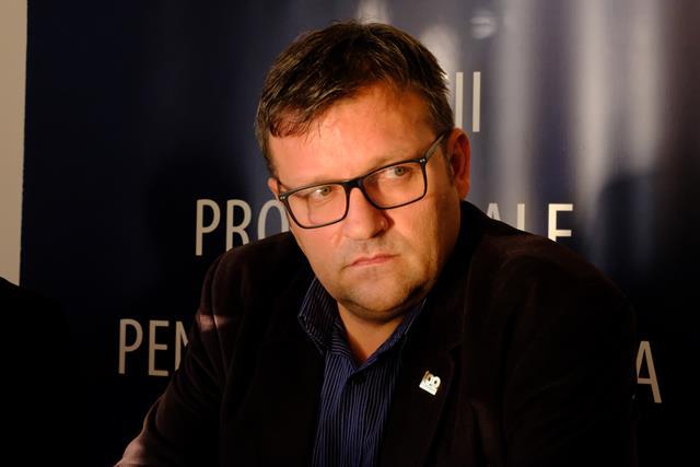 """MARIUS BUDAI, deputat PSD: """"Domnule Cîțu, domnule Ghinea, plecați acasă!"""""""