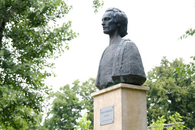 132 de ani de la moartea poetului Mihai Eminescu