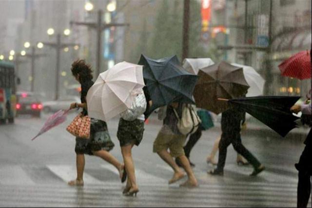 Atenție! COD PORTOCALIU de ploi și vânt până la ora 16.00, pentru județul Botoşani