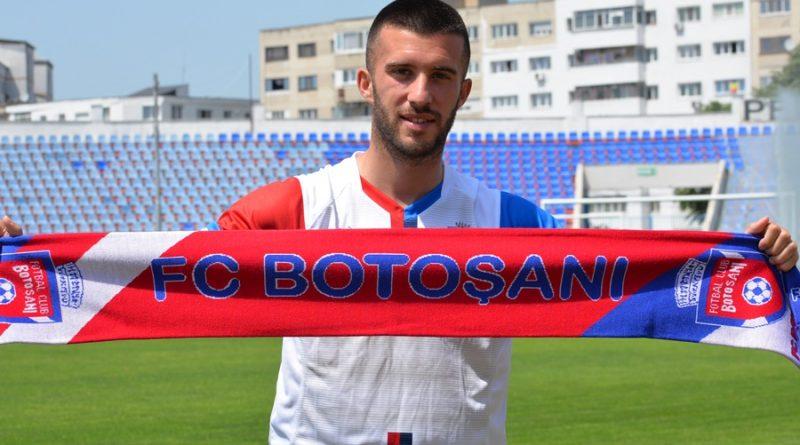 Macedoneanul Petar Petkovski a semnat cu FC Botoșani!