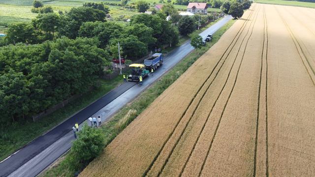 """VIDEO/FOTO  Se lucrează pe toate drumurile județene. Federovici: """"Șantierele deschise pe toate drumurile județene totalizează peste 150 de km , adică peste un sfert din întreagă rețea de drumuri"""""""