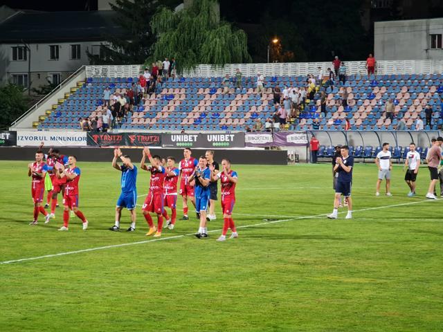"""FOTO/ FC Botoșani – FCSB 0-0. Marius Croitoru: """"E un punct câștigat cu sufletul. Era important să începem cu dreptul sezonul"""""""