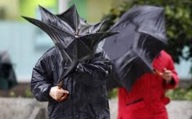 Atenționare de fenomene meteorologice imediate COD PORTOCALIU