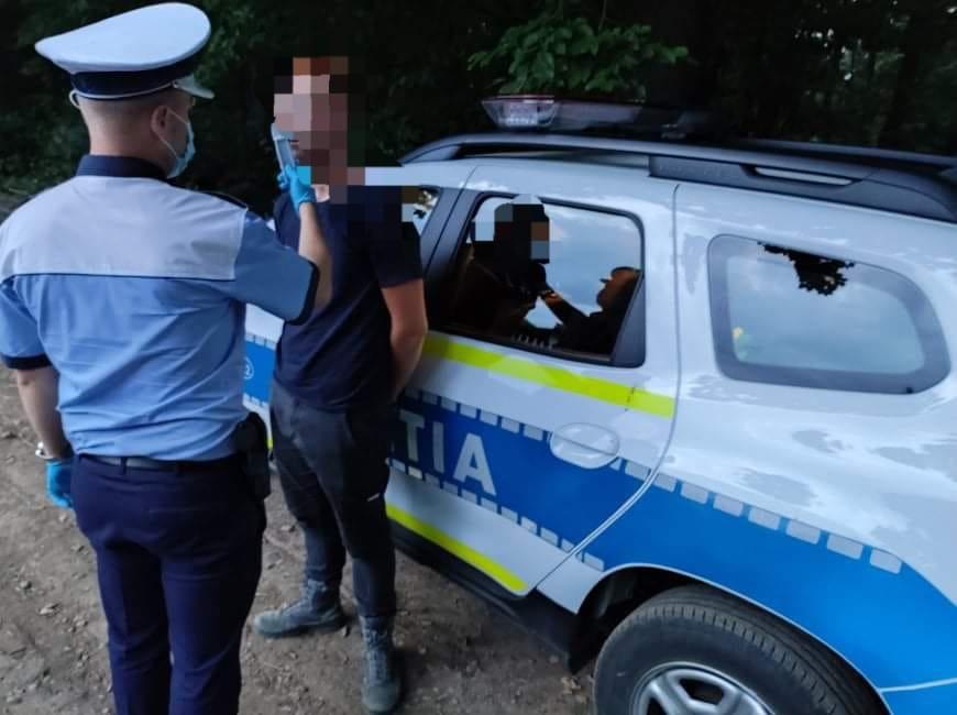 FOTO/  Dosare penale pentru conducere sub influența substanțelor psihoactive