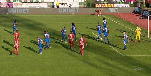 Sepsi – FC Botoșani 1-1. Botoșaniul rămâne pe locul trei, după șapte etape