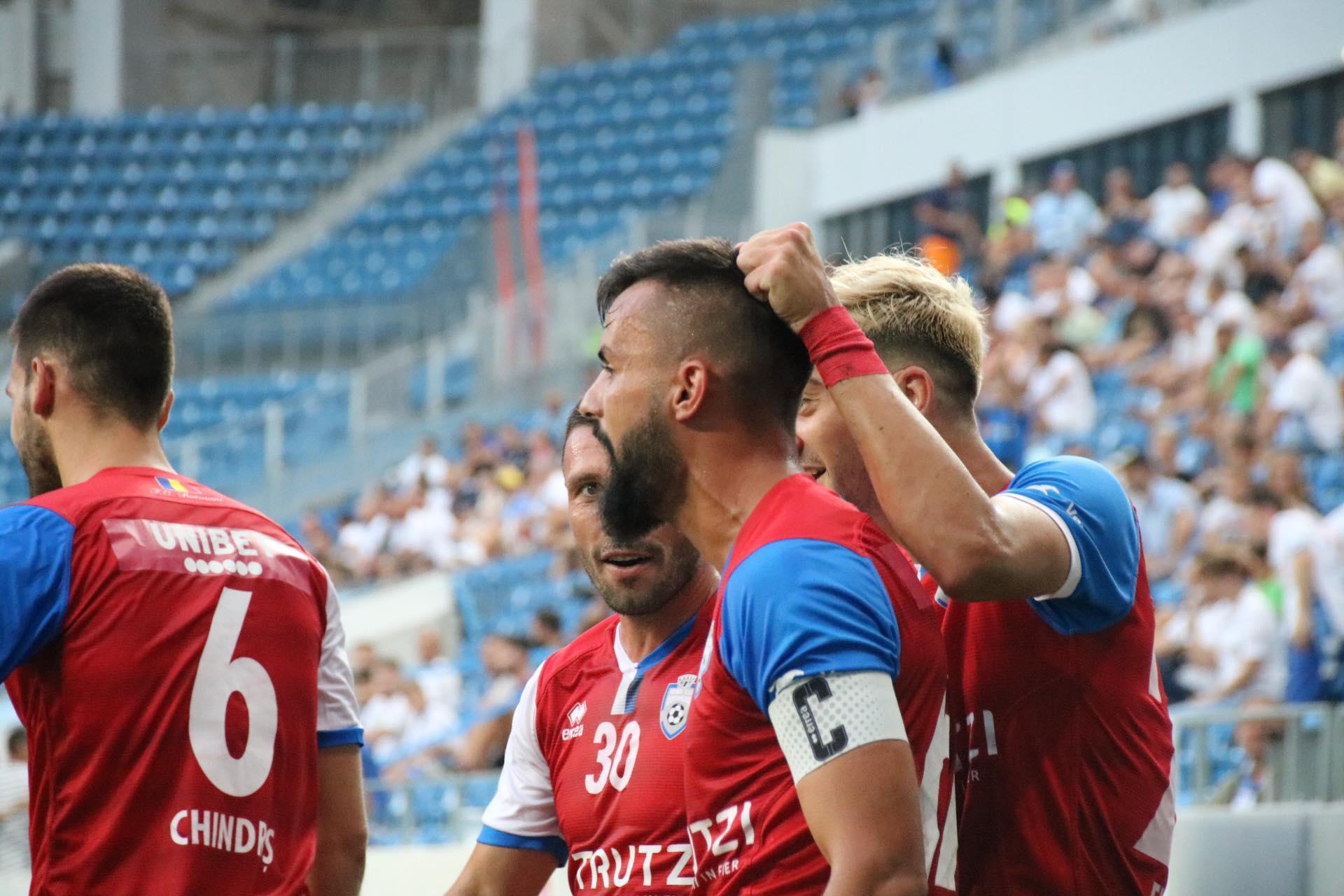 UNIVERSITATEA CRAIOVA – FC BOTOȘANI 1-2.  Spectacol făcut de botoșăneni în BĂNIE
