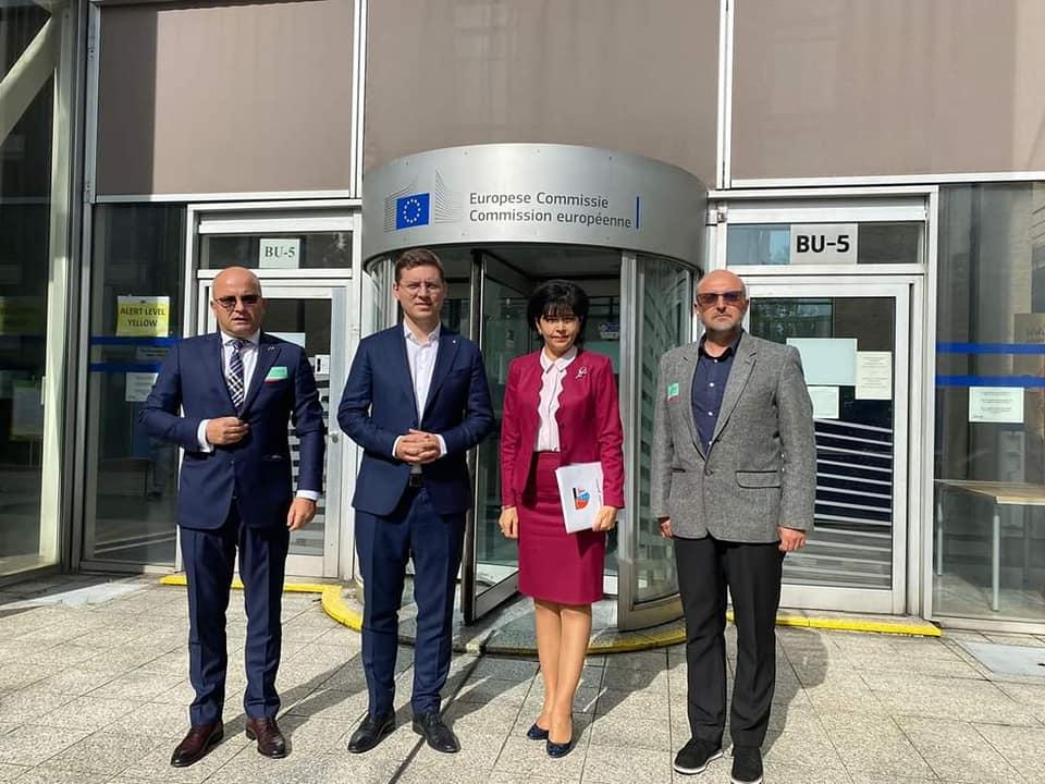 FOTO/  Fonduri europene pentru Botoșani!
