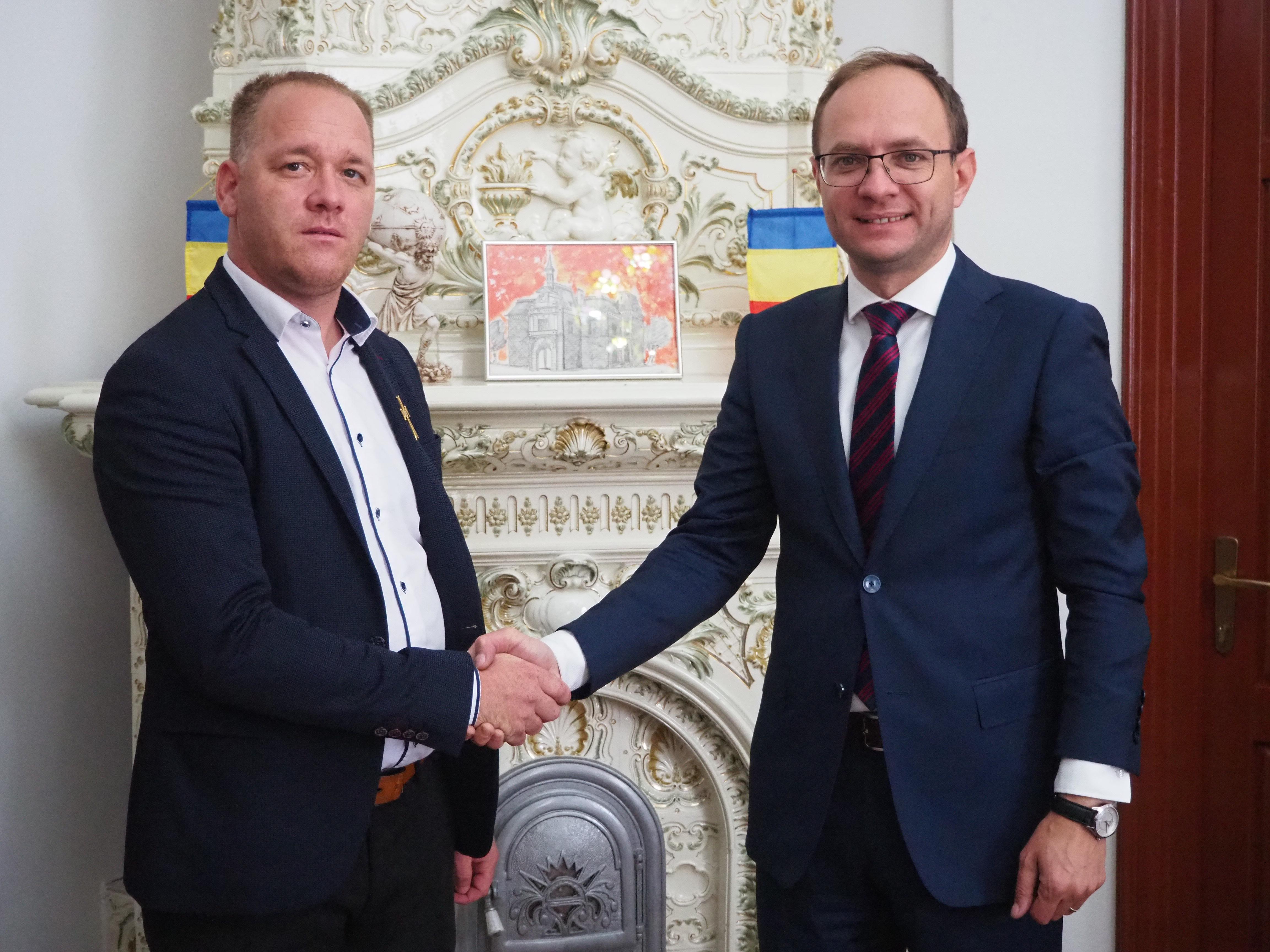 """Președintele Asociației """"Salvează o inimă"""" propus pentru titlul de cetățean de onoare al municipiului Botoșani"""