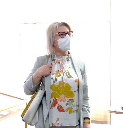 Subprefectul USR PLUS de Botoșani, Magda Olenuc, eliberată din funcție