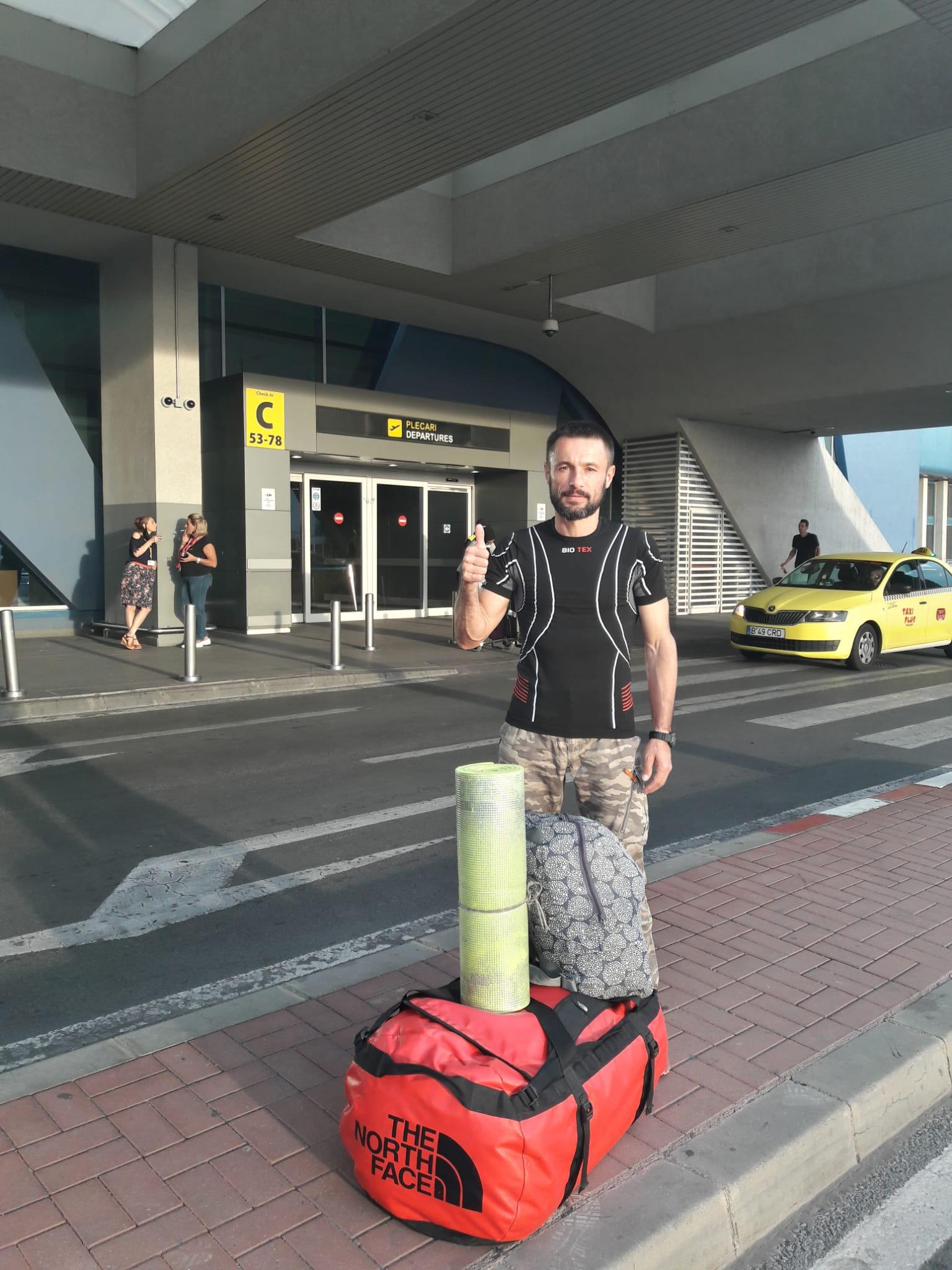 Iulian Rotariu va reprezenta România la un nou ultramaraton