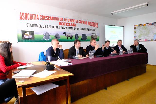 Stațiunea de Cercetare Popăuți va găzdui întâlnirea anuală a crescătorilor de ovine din Regiunea Moldovei