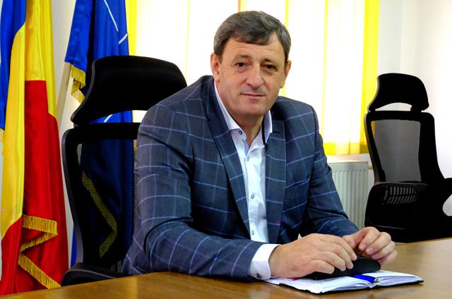 """Verginel Gireadă, primarul comunei Mihai Eminescu: """"USR trebuie sa înțeleagă ca Programul Național de Investiţii """"Anghel Saligny"""" este un program pentru români în primul rând"""""""